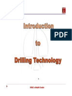introduction to Drilling Technology