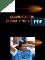 Comunicación Verval y No Verbal