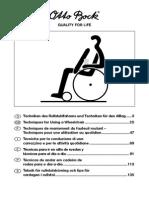 Wheelchair Use