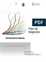 Resumen Ejecutivo Fotocopias Movil