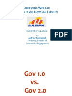AABPA Panel Slides  - Web 2.0 for Budget and Program Analysts