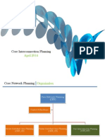 Core Interconnection Planning