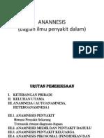 KULIAH ANAMNESIS