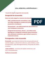 LP.3 Analgezice Antipiretice-Antiinflamatoare