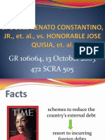 Constantino vs. Quisia