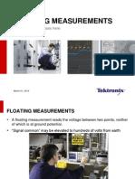 Floating Measurements Presentation
