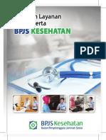 Buku Panduan Layanan Bagi Peserta BPJS Kesehatan