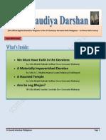 Sri Gudiya Darshan Philippines June 2014 Issue