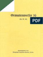 Granatenwerfer 16 (Gr.W.16)