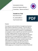 Lab - Viscosidad Grupo a 2014