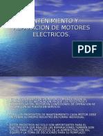 22779012 Mantenimiento y Reparacion de Motores Electricos