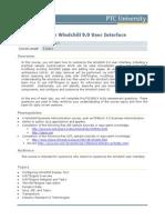 Customizing the Windchill 9 User Interface