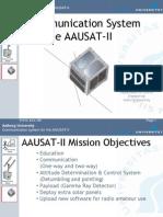 AAUSAT - COM - Apresentação