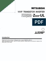 FR Z024 UL Instruction Manual IB(NA) 66328 B (03.92)