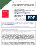 The Mosque as Simbol Turki