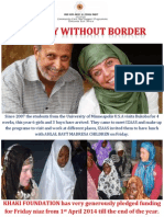 Biology Without Border