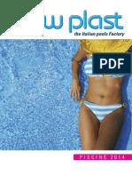 Catalogo Newplast Piscine