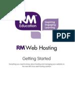 RM Linux Web Hosting - Getting Started v1.0