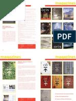 UPI2M BOOKS Magazines 2014