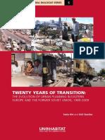 Twenty Years of Transition