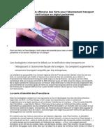 Pass Navigo Nouvelle Offensive Des Verts Pour l'Abonnement Transport à Tarif Unique 17 Juin 2014