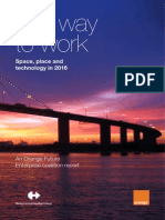 The Way to Work in 2016 Orange Report