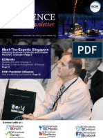 Business Continuity Management BCM Institute Resilience Newsletter Q4 2009