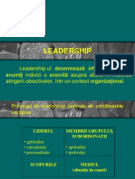 9 Leadership