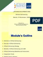 5-2 Cofinancing Operations - Riccardo Loi