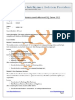 Microsoft SQL Server 2012_DWH