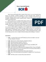 prezentare BCR