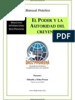 Autoridad Del Creyente, El Poder y La (Eduardo y Edna Peraza)