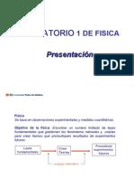 Presentación Lab I de Física