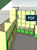 Desain Lantai 1 Sekolah