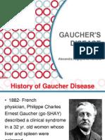 Gaucher's Disease