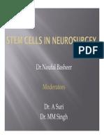 Stem Cells in Neurosurgery
