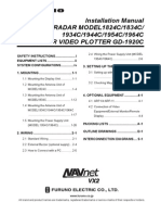 18x4C 19x4C GP1920C Installation Manual K 3-23-11