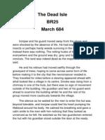 The Dead Isle BR25