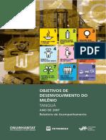 Objetivos de Desenvolvimento Do Milênio - Tanguá Ano de 2007