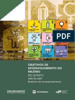 Objetivos de Desenvolvimento Do Milênio - Rio Bonito Ano de 2007