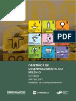 Objetivos de Desenvolvimento Do Milênio - Niterói Ano de 2007