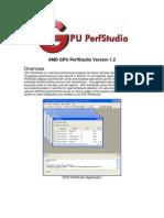 AMD GPU PerfStudio Version 1.2