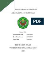 Amar Makruf Dan Nahi Mungkar