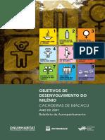 Objetivos de Desenvolvimento Do Milênio - Cachoeiras de Macacu Ano de 2007