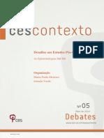2014- Marta Paredes- Naturaleza, Culturas y Territorios- Lecturas Paralelas Entre La Ecología Política y El Pensamiento
