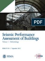 Seismic Performance Assessment of Buildings FEMA 2012