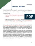 Statistic a Medic A