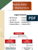 Adisi Anti Markovnikov