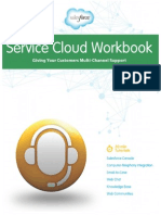 Workbook Service Cloud(salesforce)