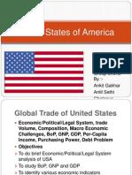 USA - PESTEL